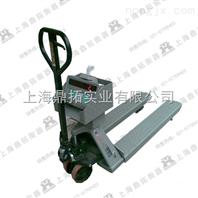 带打印电子地牛秤规格—武汉2t液压叉车磅厂家