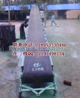 烟草胶带输送机,优质粮食皮带机生产