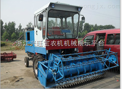 供应打捆机自带32马力行走式秸秆打捆机玉米秸秆方捆机