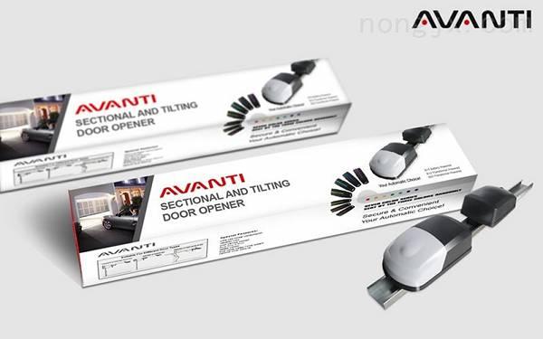 使用智能一体化电机德国锐玛AVANTI S12遥控车库门电机您安坐在车内,只要按下遥控器按钮就可以快速地开、关车库门。 德国锐玛AVANTI是世界上家用自动化行业最有名的品牌之一。 德国锐玛: 德国技术,欧洲品牌,三年保修,合理价格,节能,安全,功能齐全,优质的服务质量。