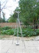 青科农业农田灌溉*喷灌设备铝合金旋转摇臂高压喷头喷嘴全套