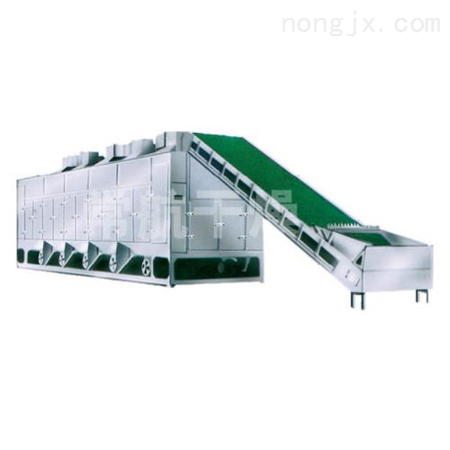DCG系列多层穿流带式干燥机