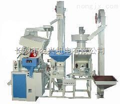 益阳南县18吨水稻加工设备成套碾米机
