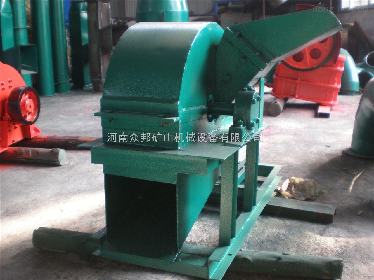 卖600型杂树枝粉碎机,枝桠材粉碎机