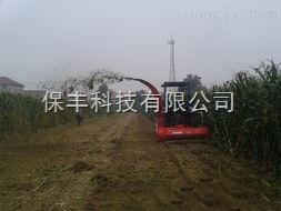 保丰小麦秸秆收获机常见故障及排除