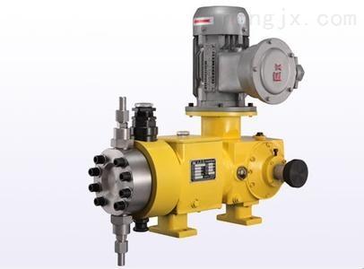 韩国千世小型柱塞计量泵KS系列
