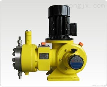 JM-X系列液压隔膜式计量泵
