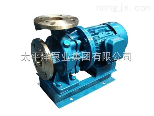 ISW单级卧式化工离心泵