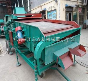 大型水稻清选机|每小时25吨水稻清理