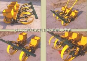 供應玉米播種機 小型播種機 小型自動玉米播種機2曲阜睿龍