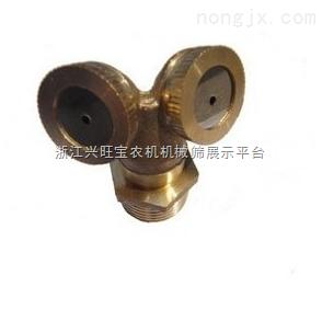 供应广州韵泉|喷泉喷头|不锈钢喷头|铜叉喷头