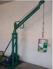 单桅柱铝合金高空作业平台/升降机/升降台