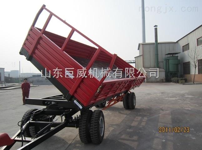 7CX-6T-trailer农用拖车