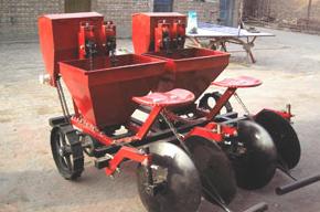 新型汽油播种机 小型玉米播种机汽油播种机
