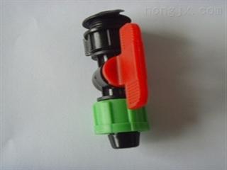 厂家直销16mm内贴片滴灌带配件/内镶式滴灌带配件系列