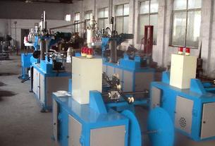 青岛宏昌塑料机械厂专业制作高质量滴灌带生产线