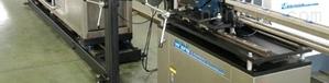 螺纹直通 无开关螺纹旁通 内镶贴片式滴灌带专用配件
