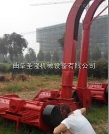 sl-130-直销玉米秸秆回收机 棉花秸秆收获机视频