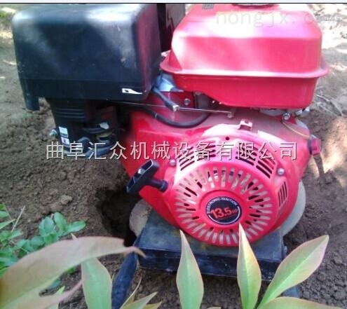 新疆挖坑機,大直徑挖坑機,新型植樹挖坑機