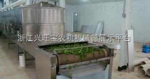 供应华青微波HQMW-10WB小型微波茶叶杀青机