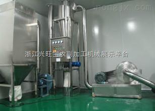 供应汇富机械玉米饲料膨化机家用饲料膨化机