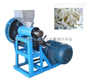 供应标诚机械小型玉米饲料膨化机