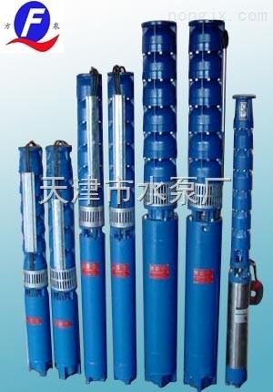 天津QJ系列深井潜水泵型号意义
