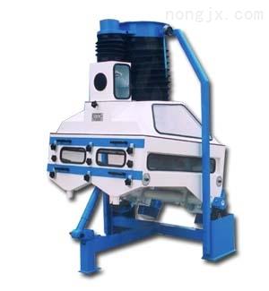 玉米加工設備之單機吹式比重去石機設備