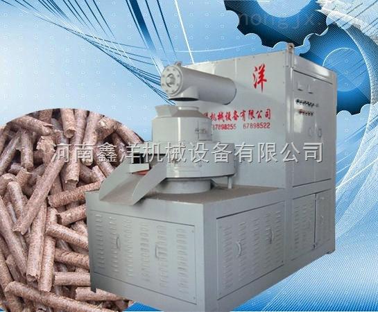 秸秆煤炭成型机实现零污染zui受欢迎在鑫洋机械