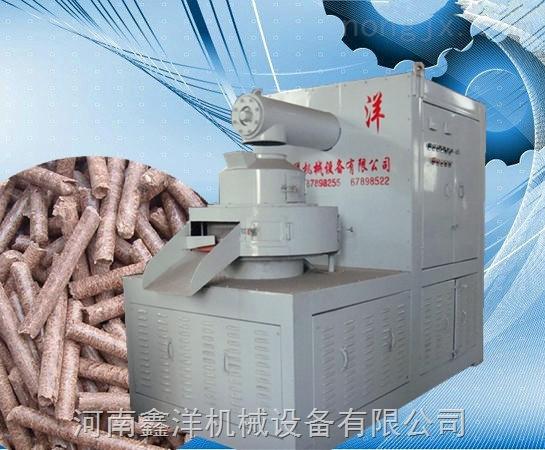 XY-132-木材压块机,木屑压块机,食用菌压块机,环保燃料压块机
