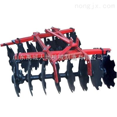 優質大地1BQX-1.5輕耙,配套35-40馬力小型圓盤耙