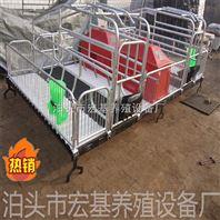 宏基2100*3600母猪产床尺寸齐全 国标管猪产床报价