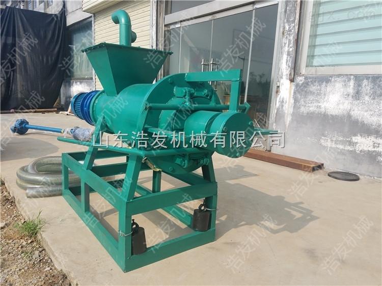济宁市固液分离机 专业从事环保粪便处理机