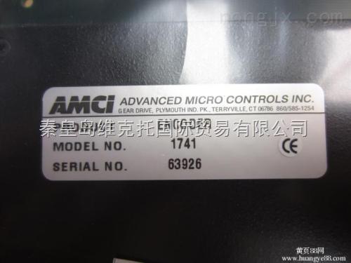 优势供应美国AMCI电机控制器等产品。