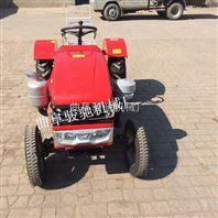 大型四轮拖拉机 低矮大棚旋耕机 农用四轮车