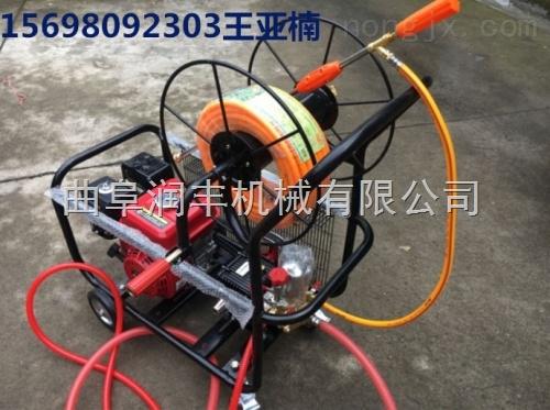 RF-PWQ-背负式喷药喷粉机 新款汽油打药喷雾机