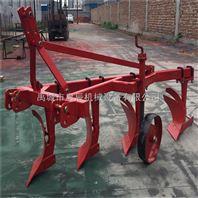 重型铧式犁四轮拖拉机带现货1L-430加固型铧犁 农用机械 铧式犁