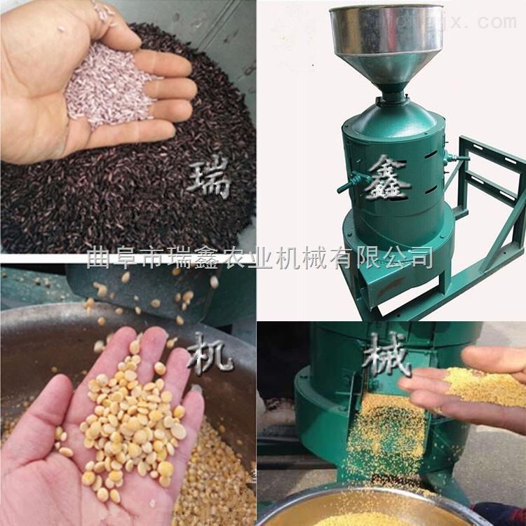 rxjx-200-新型稻谷剥壳碾米机 三相电大型碾米机图片 脱皮碾米机图片