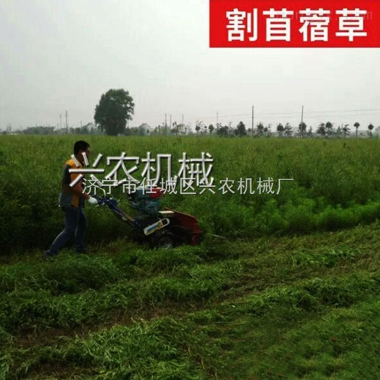手扶式麦稻割晒机 柴油动力秸秆收割机现货