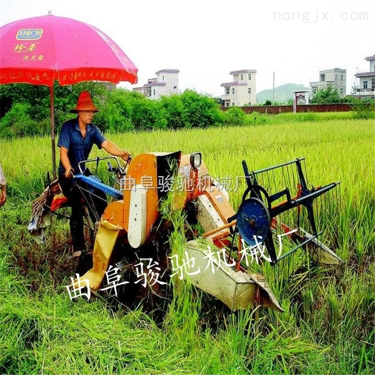 JC-多功能收割机 江西自走式联合收割机 小麦、水稻收割