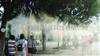 内蒙古公园降温设备