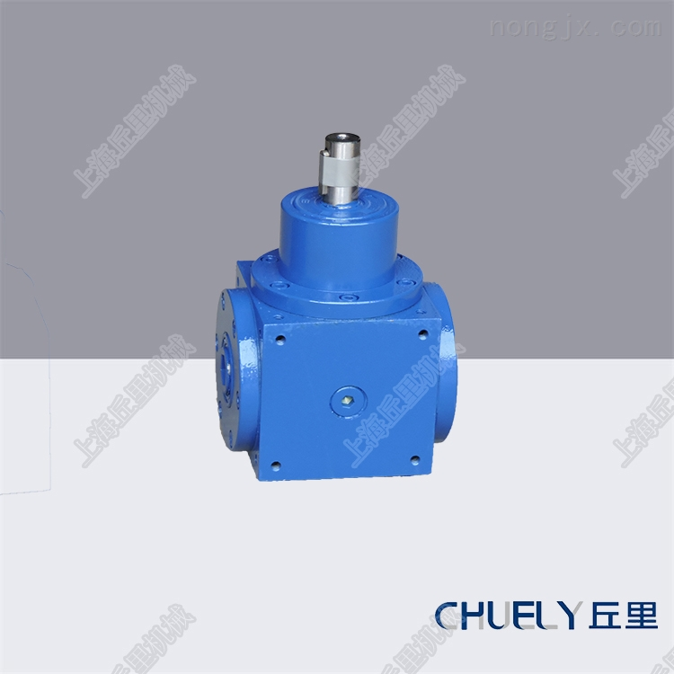 HD24-4:1-H螺旋锥齿轮换向器HD24工期HD24图片
