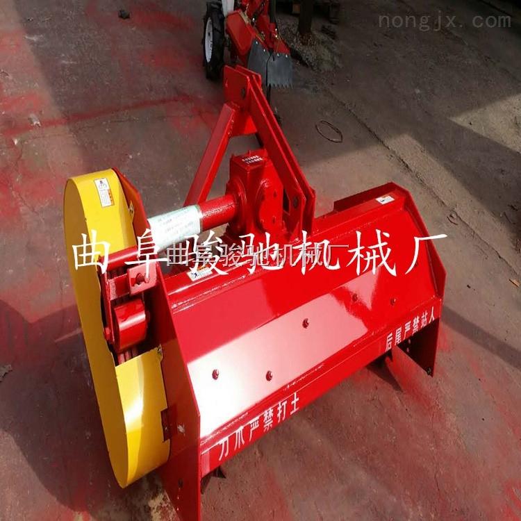 JC-單缸四輪懸掛式還田機 青玉米秸稈粉碎機