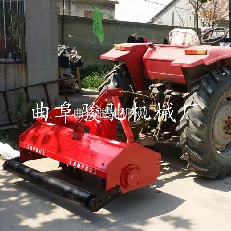 JC-大型雙側傳動秸桿還田機 手扶小麥玉米