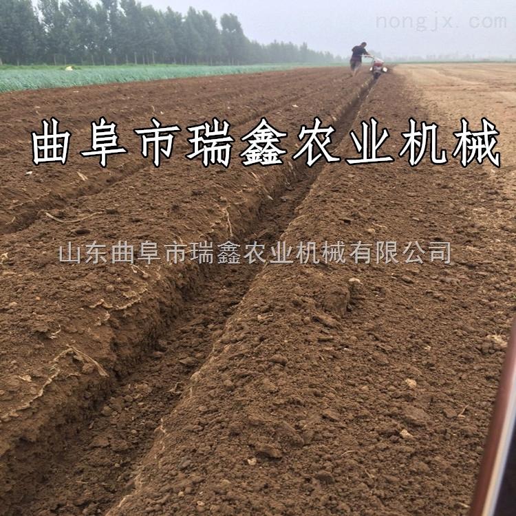 土豆培土机 开沟机质量可靠 供应大葱开沟机