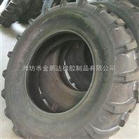 山东拖拉机人字轮胎14.9-28 农用车轮胎价格