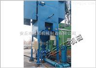 1000kg化工粉料拆包卸料选择博阳吨袋拆包机设备