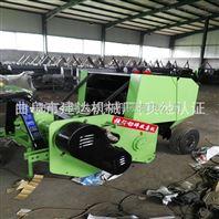 回收式秸秆打包机 新疆玉米棉花粉碎打捆机生产厂家