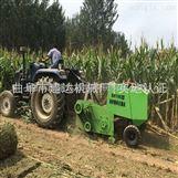 玉米秸秆粉碎打捆机 秸秆打捆机报价 打捆机厂家