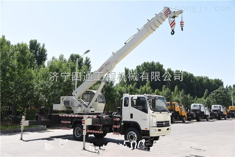 廠家直銷10噸吊車 10噸汽車吊
